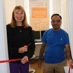 Ministerin Köpping eröffnet SprInt-Standort